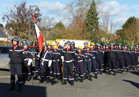 Jeunes Sapeurs Pompiers Volontaires