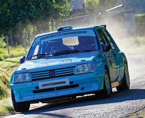 Team Martin Rallye